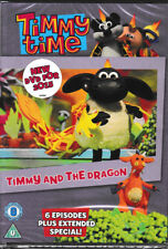 Timmy Time - TIMMY and the Dragon - DVD - Brand New & Sealed