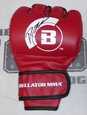 Adam Piccolotti Signed Official Bellator MMA Fight Glove BAS COA 165 Autograph