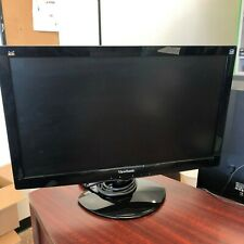 "ViewSonic VA2037m-LED 20"" LCD Computer Monitor Display with Solid Stand"