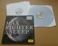 MAX RICHTER From Sleep 2015 European transparent 180gm vinyl 2-LP + MP3 SEALED