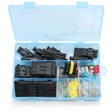 Truck Car Waterproof Electrical Wire Cable Automotive Connector 1-6 Way Plug Set