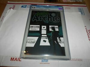 AFTERLIFE WITH ARCHIE  #1 CGC 9.8 (COMIC SHOP VARIANT)