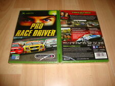 Pal version Microsoft Xbox Pro Race Driver