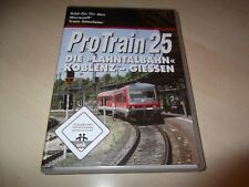 PROTRAIN 25 KOBLENZ -GIESSEN ~ MICROSOFT TRAIN SIMULATOR ADD-ON