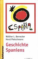 Bernecker Geschichte Spaniens Spanien 2005 Landeskunde Kultur Politik
