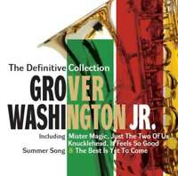 Grover Washington Jr Definitive Collection, Il Nuovo CD