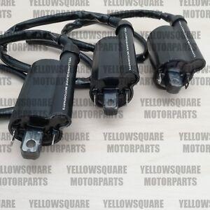 Ignition Coil x3 Kawasaki H1 H2 KH500 21121-064