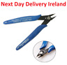 Electrical Cutting Snips Flush Pliers Jewellery Wire Cable Cutter Tool