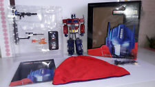 TRANSFORMERS IGEAR FAITH LEADER OPTIMUS PRIME MP01 BIB COMPLETE (PLEASE READ)