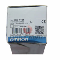 New Omron E3X-NT21 E3XNT21 12-24VDC Photo Fiber Amplifier Photoelectric Sensor