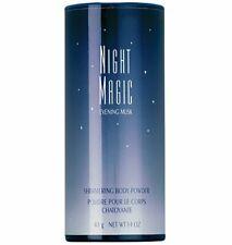 New ListingAvon Night Magic Evening Musk Shimmering Body Powder 1.4 oz New
