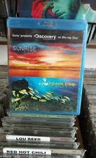 Sony Presents Discovery Channel On Blu-Ray Sunrise Earth & Fearless Planet! K22