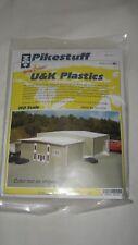 Pikestuff HO Scale U&K Plastics Kit Item #541-0102 New in Package