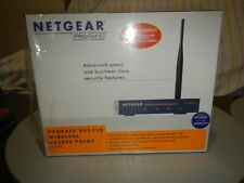 NETGEAR Prosafe WG102 802.11g Wireless Access Point NEW