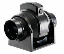Manrose MF100T In-Line Fan Timer Extractor