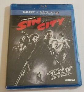 Sin City (Blu-ray, 2005)