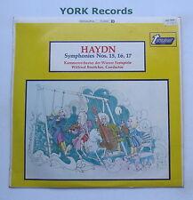 TV 4092 - HAYDN - Symphonies No 15 / 16 / 17 BOETTCHER - Excellent Con LP Record