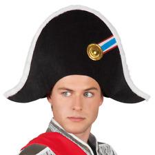 Chapeau de Gendarme Napoléon Guignol Accessoire Déguisement Fête Empire Pirate *