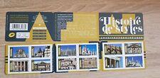 Carnet de timbres france neuf.Histoire de style , 2019 prioritaire