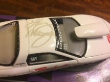 Signed  LARRY MORGAN Raybestos 1997 Pontiac Pro Stock 1:24 Action