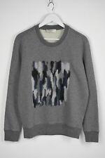 CERRUTI 1881 Men's LARGE Embroidered Front Crew Neck Sweatshirt Jumper 9278*mm