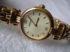 Vintage Retro Seiko Gold Tone Ladies watch V400-1409