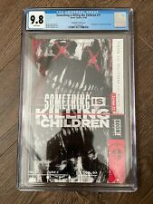 SOMETHING IS KILLING THE CHILDREN #11 1:100 CGC 9.8 DEPARTMENT OF TRUTH HOMAGE