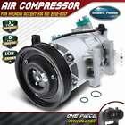 AC Compressor w/ Clutch for Hyundai Accent Kia Rio 12-17 L4 1.6L Hatchback Sedan
