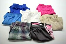 Women's L Mixed Brands Bobbie Brooks, Under Armour, etc. Athletic Short Lot of 7