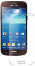 Samsung Galaxy S4 Mini Panzerfolie matt 9H Schutzfolie flexibles Kunststoff-Glas