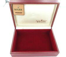 .VERY NICE / VINTAGE ROLEX PRESIDENT TAPESTRY DISPLAY BOX. 60.01.2