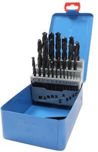 Craft Pro by Presto HSS DIN338 DRILL SET 1.0mm - 13.0mm x 0.5mm - 09598M25