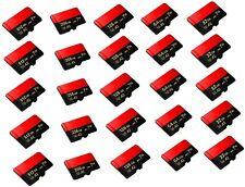 32GB 64GB 128GB 256GB 512GB Micro SD C10 SDHC SDXC Flash Memory TF Card Lot Fast