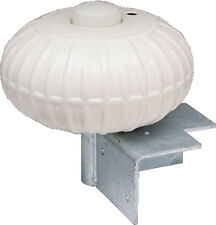 "Taylor Dock Pro Inflatable Dock Wheels 12"" Corner"