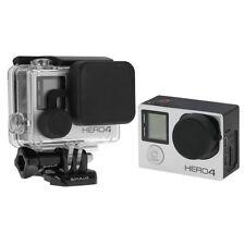 Protective Camera Lens Cap + Housing Case Cover Set for GoPro HERO 4 HERO 3+ 3