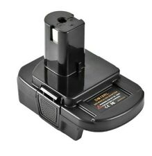 Dm18Rl Battery Adapter For Milwaukee 18V/20V  Power Usb Battery Convertor