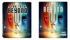 Star Trek Beyond / Exclusive Best Buy Steelbook / Brand New