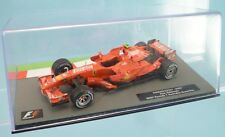 Formula 1 FERRARI F2008 1/43 - 2007 Kimi Raikkonen die cast metal model F1