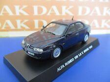 Die cast 1/43 Modellino Auto Carabinieri Alfa Romeo 156 1.8 Twin Spark 1999 blu