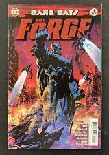 Dark Days: The Forge #1 (2017) DC Comics Batman Snyder Romita Jr.