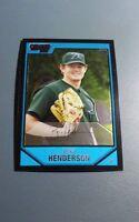 BRIAN HENDERSON 2007 BOWMAN CHROME PROSPECTS CARD # BC56 A5577