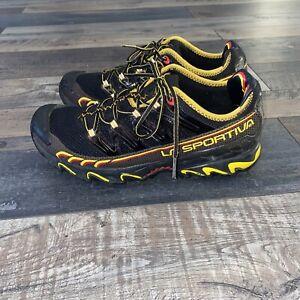 La Sportiva Ultra Raptor Mountain Trail Running Shoe Men's Size EU 43 US 10 EUC