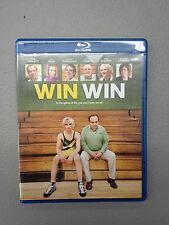 Win Win (Blu-ray Disc, 2011), Used, Disc=Near Mint, Case=Good