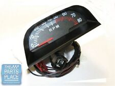 GM Style Retro Super Car Yenko COPO Hood Tach - NOS Quality