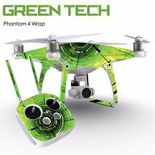 Drone Skin Vinyl FULL Wrap DJI Phantom 4 Standard UAV