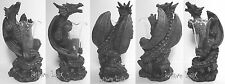 Heroic Fantasy : VASE Dragon Gothique Goth Medieval -Modèle 1-