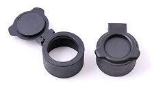 Quick Flip Open Lens Cover Caps for 30mm Tube Red Dot Sight