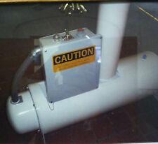 CO2 Vaporizer, liquid use capacity 8300-11060 lbs/hr, vapor use capacity 450-600