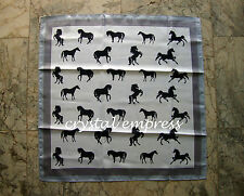 Feng Shui - Yang Horse Scarf for Recognition Luck (Wind Horse)