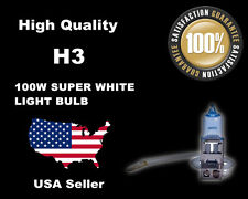 USA Seller Xenon Gas Light Bulb Headlight -12v 100w Super White H3 Fog Light-A